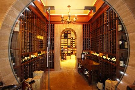 Restaurant wine cellar & Restaurant wine cellar   Custom Wine Cellars