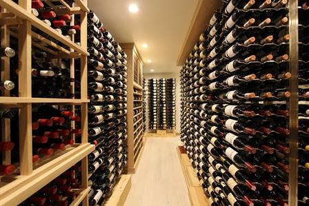3 900 Bottle Cellar Custom Wine Cellars